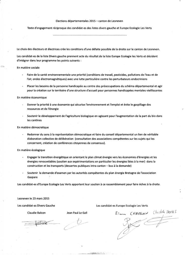 TEXTE EELV rapprochement001